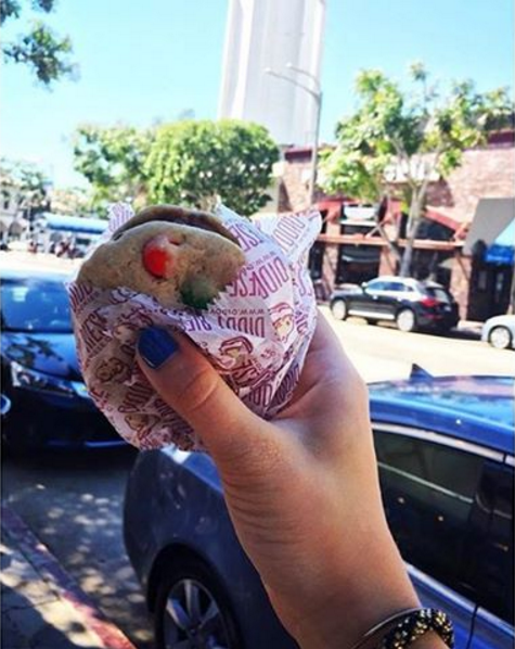 diddy riese ice cream best in los angeles california